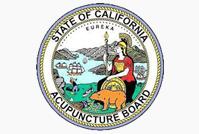 California Acupuncture Board Logo