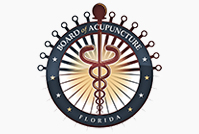 Florida Board of Acupuncture Logo