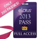 2013 eLotus Full Access Pass