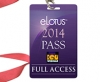 2014 eLotus Full Access Pass